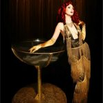 Burlesque performer for hire 21