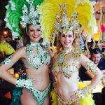 Rio-Carnival-Themed-Dancer-for-Hire-Green-Yellow