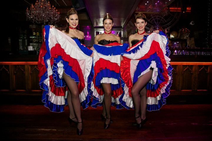Can Can Parisian Dancers Event Dancers Dancers For Hire Uk