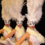 Masquerade themed showgirls 07