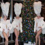 Winter Wonderland Watford Colosseum Showgirls